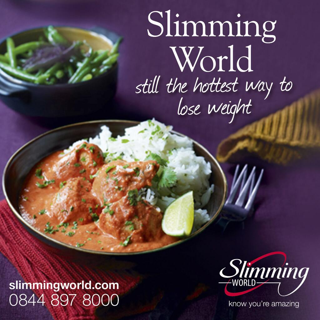 Slimming world still the hottest way to lose weight chicken curry swstretford How to lose weight on slimming world