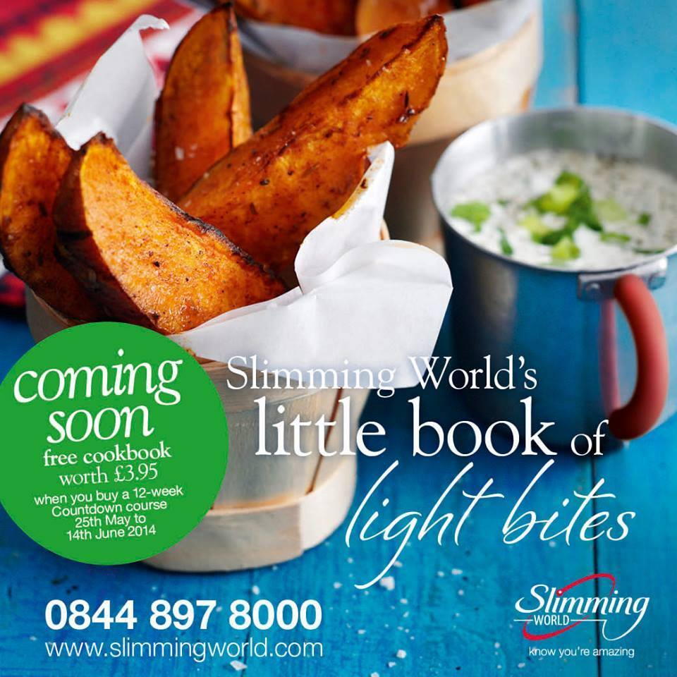 Slimming world s little book of light bites free with a 12 week countdown swstretford Slimming world books free