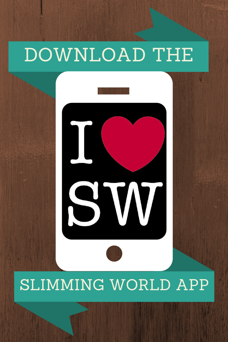 Slimming world ready meals Slimming world app for members