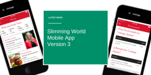 Brand new slimming world app launches swstretford Slimming world app for members