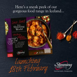 Slimming world ready meals range of flavours announced swstretford Where can i buy slimming world food