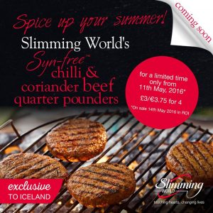 Slimming World 39 S Chilli And Coriander Beef Quarter