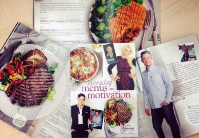 Pickup your copy of Slimming World's 2017 Everyday Menus and Motivation book!