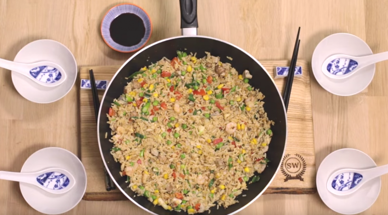 Slimming World Special Fried Rice