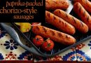 Coming Soon: Paprika-packed Chorizo-Style Sausages
