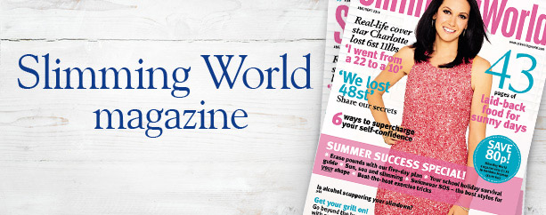 Slimming World Magazine July 2017 Issue Out Now