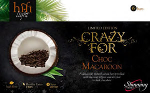 Its back – Chocolate Macaroon Hifi Bars!