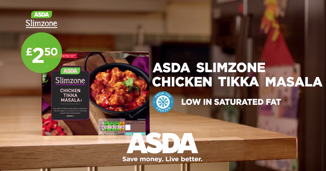 Asda Slimzone Ready Meals Back In Stores Swstretford
