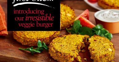 Brand New Slimming World Veggie Burgers – coming soon!