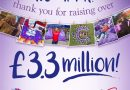Over £3.3m raised in the Slimming World Clothes Throw