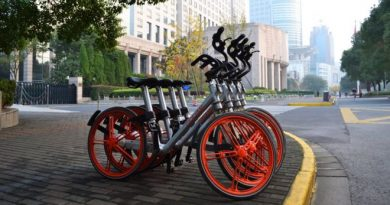 Mobike is here in Manchester!